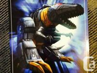 KO mp grimlock, MISB, same as 30th edition with all the for sale  British Columbia