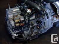 TRANSMISION AUTOMATIQUE HONDA ACCORD F23A 4 CYLINDERS