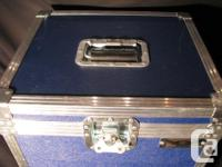 Brand NEW lined travel case. Great for drums or ? etc.