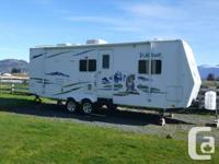 PRICED TO SELL! 2007 Wildcat/Forest River travel
