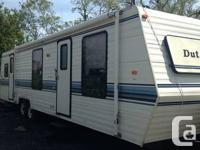 35FT DUTCHMAN TRIP TRAILER 1 BEDROOM Price: $5,000.  1
