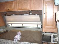 2011 Rockwood ultra lite trailer. Model 2607, 30 feet,
