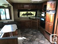 2012 Denali 270FK travel trailer for sale. Front