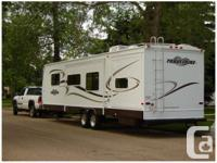 Features - 3 slide outs - Private master bedroom with a