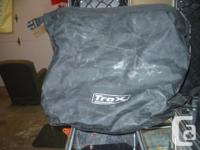 Two Trax cases. Came off my 2010 BMW F800GS (but will