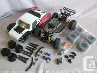 Traxxas Slash 4wd Roller w/RPM Upgrades + Extras  I'm