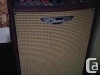 Selling my Acoustic Amp. Haven't used it lately and