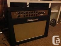 Traynor - Custom Special 90 2x12 All Tube Guitar Amp -