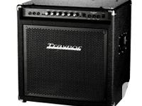 Traynor Dynabass 200T Combo Amp  The Solid State