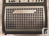 Traynor K1 Keyboard Amp, 120W, built for maximum