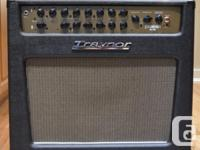 TRAYNOR YCS50, better than new condition with upgraded