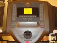 Offering Horizon Treadmill CT81. -It has seldom been