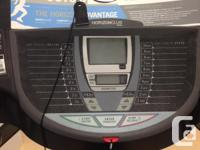 Excellent Condition. High end treadmill Incline,