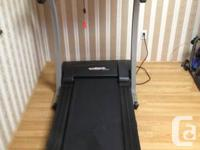 ProForm LX 660 Treadmill (Fold Away). Excellent