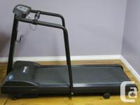 Sears Freemotion model 309193 treadmill. - variable