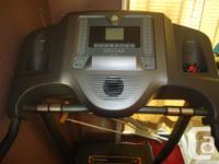 Horizon CT81 Treadmill. Great working order. Asking