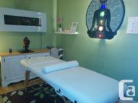 Sq Ft 175 Beautiful treatment Room available hourly,