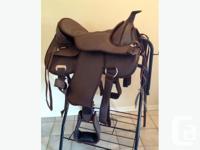 BRAND NEW Saona western treeless saddles - Rocky Creek