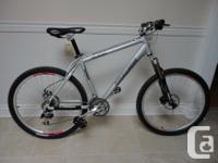 Selling a quality adult size TREK 24 speed SL100 Custom