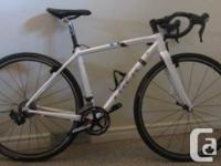 Bike is basically all new. This is a good deal. Merely