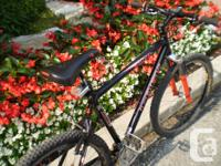 Trek 4900 19.5 inch 24-speed this bike has little use