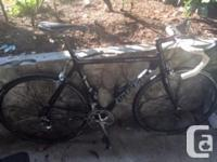 Like new condition- hardly used. Trek 5200- 54cm/