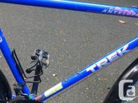 21-speed Trek 820 'Antelope' mountain/road bike.