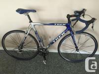 Mint, Beautiful Condition Classic Trek US Postal Carbon