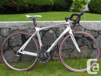 2009 Trek Madone 5.2 triple crank. All ultegra