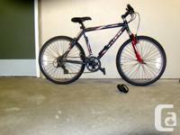 Used bike in great shape. ST Single Track Series 820.