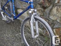 "- Trek Hardtail Bike - Good Condition - 18"" Frame - 26"""
