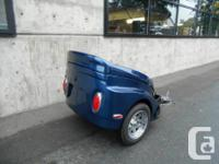 2007 Trek Motorcycle Trailer If your bike can tow,