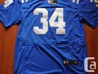☛ #34 TRENT RICHARDSON - Embroidered Indianapolis