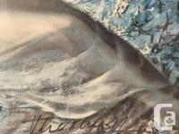 Tretchikoff (1913 - 2006) Resurrection Vintage Print