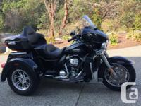 Make Harley Davidson Model Ultra Year 2019 kms 2852