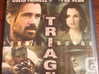 Triage- Colin Farrell, Paz Vega- Blue-Ray To see other