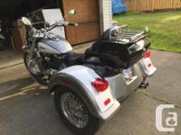 Make Suzuki Year 2003 kms 8200 Trike for sale 10000