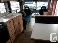 I am a luxurious classic cool collectable motorhome