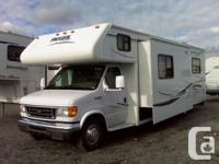 The Triple E Regal is a Canadian built motorhome. This