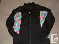 Size 6 (14) Triple Flip full zip jacket, slash pockets