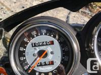 Make Triumph Year 2009 kms 10000 2009 Bonneville