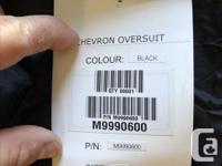 Triumph Chevron One-Piece Rainsuit Size: XXL Brand new,