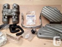 Here is a bunch of parts for Speed Triple or