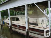 JUST REDUCED THE PRICE!!!!! Trojan Tricabin - 36ft.