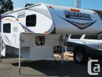 2011 Lance 865, short box truck camper and 2011 F350