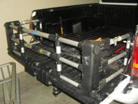 VERSA GATE BY CAPRICORN EXTEND YOUR TRUCK BED WITH