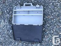 """Truck behind the seat storage box with handle 22.5"""""""