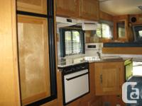 94 northland 10ft. camper, three burner stove with