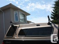 Like new, Range Rider canopy - Vista Range. 8 ft. Gold
