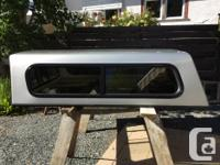 Arrow brand import truck canopy from a 2004 Tacoma